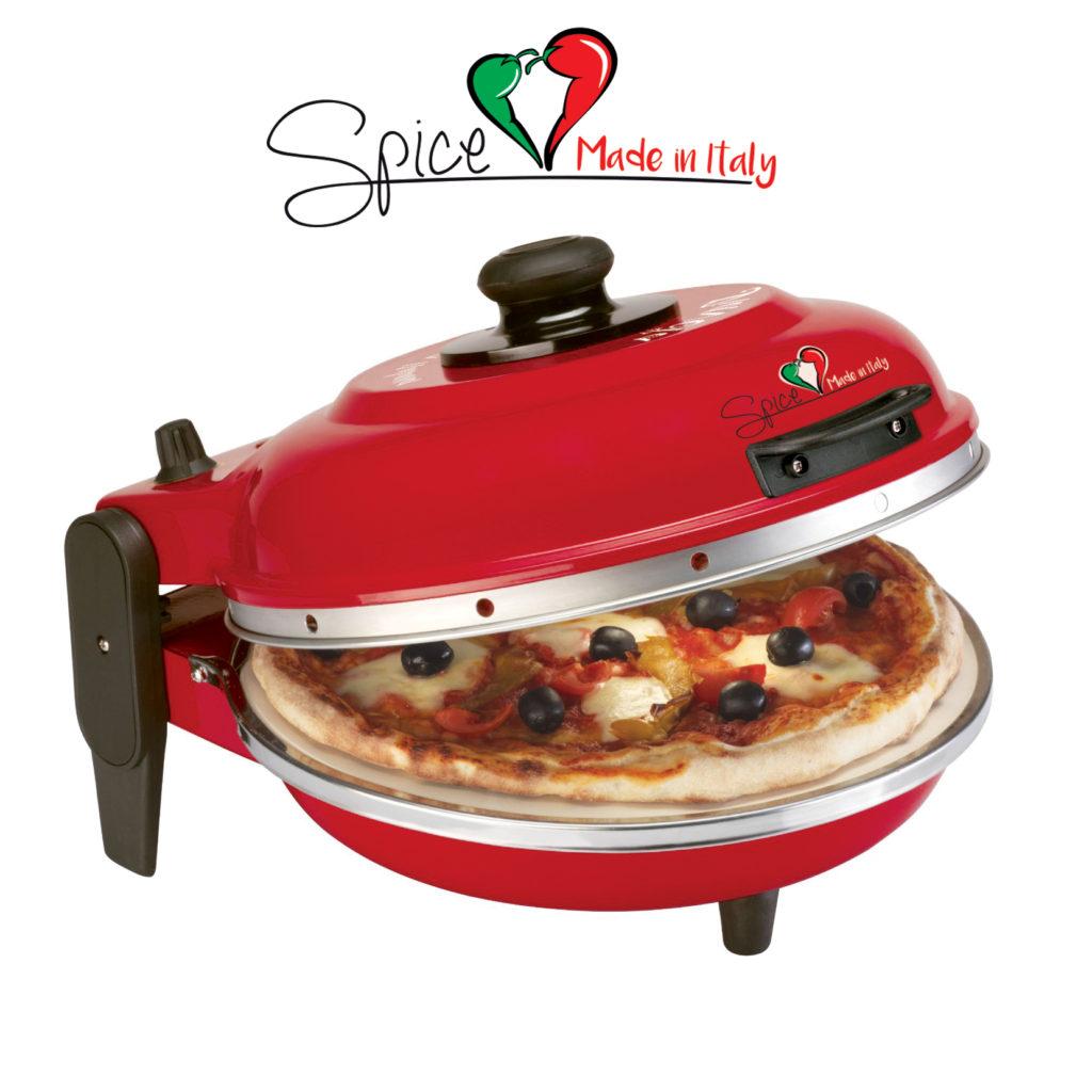 Fornetto pizza elettrico Spice Diavola