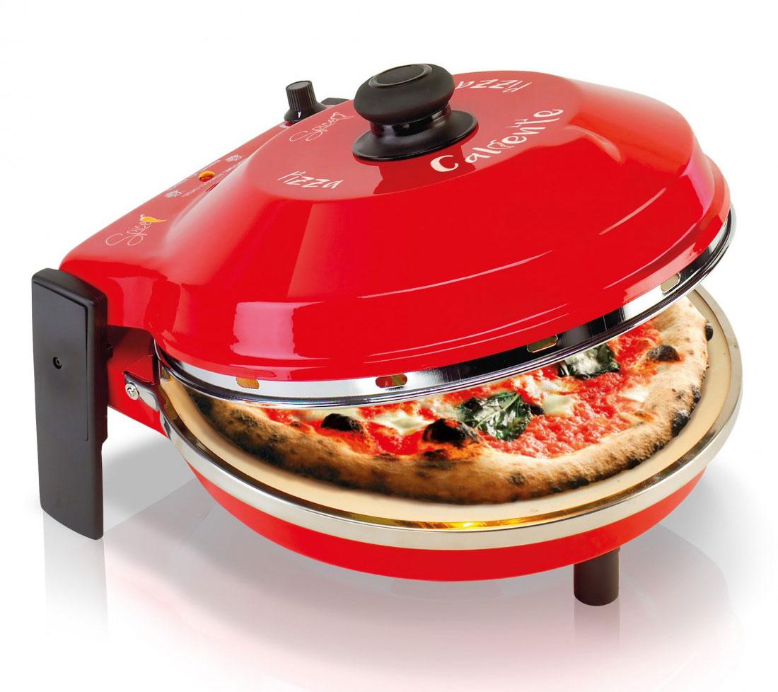 Fornetto pizza elettrico spice caliente 1200w