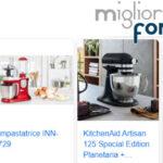 Le impastatrici: il braccio forte nella tua cucina