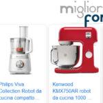 Robot da cucina: il tuo assistente personale